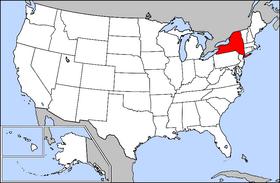 US States Data MapsKids - Us map with new york